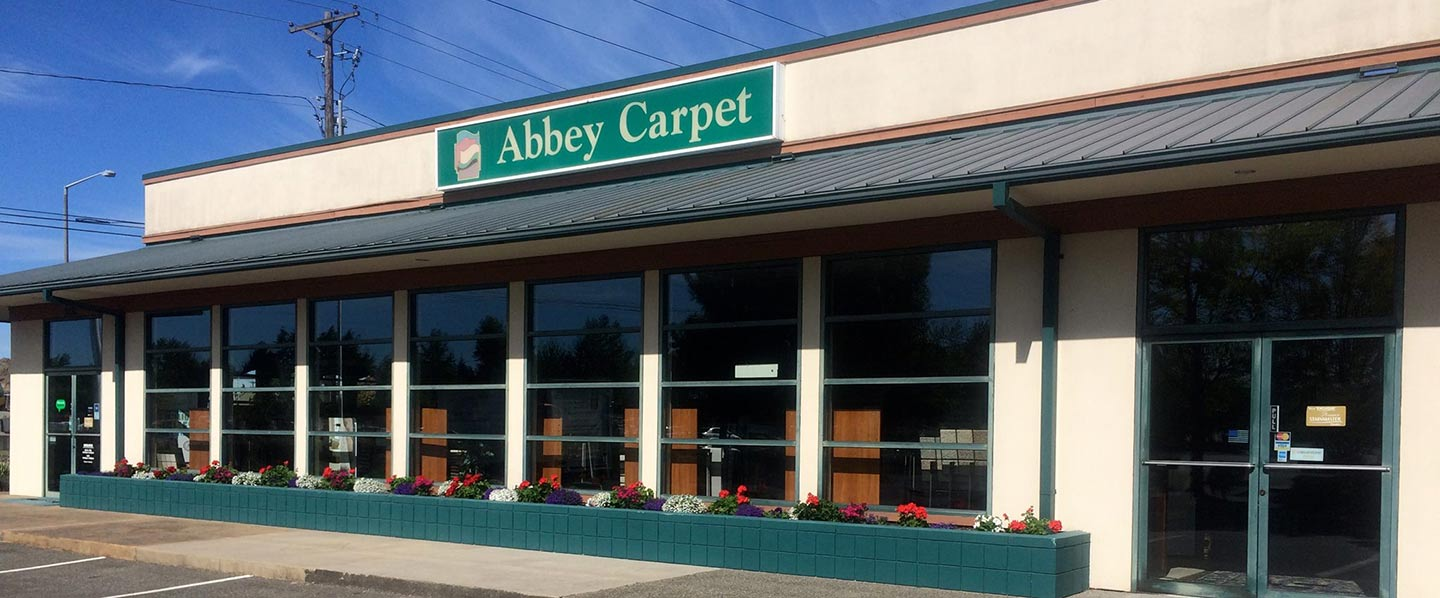 Abbey Carpet of Tacoma is located 300 Yards West of South Tacoma Way & 74th Street - stop by for flooring today!