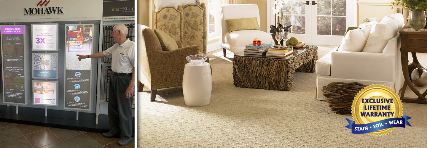 Mohawk SmartStrand Forever Clean Carpet at Abbey Carpet of Tacoma, WA