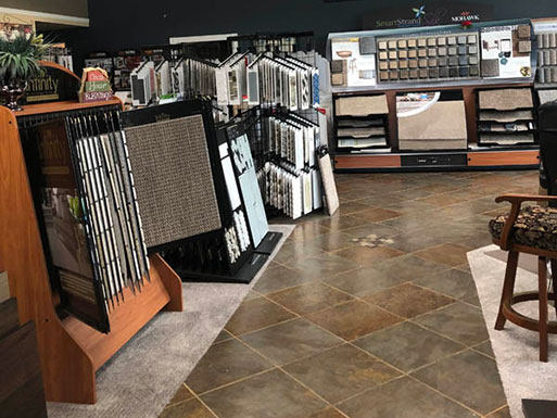 Abbey Carpet of Tacoma, WA interior Showroom