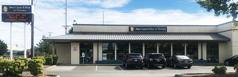 Abbey Carpet of Tacoma Showroom